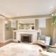 La couleur des murs dans le salon: de bonnes options pour la maison et l'appartement