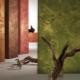 Peinture murale décorative effet soie: caractéristiques d'application