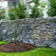 Decorative fence: beautiful landscape design ideas