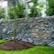 Dekorativt staket: vackra landskapsdesignsidéer