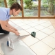DLS tile laying system: the pros and cons