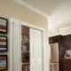 पेंट्री के दरवाजे: मानक और गैर मानक विकल्प