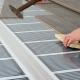 Infraröd golvvärme: installationsfunktioner