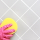 How to clean tile tiles from glue?