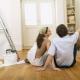 Comment peindre les murs de l'appartement: faites la réparation vous-même