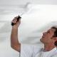 Comment choisir un mastic pour peindre le plafond?