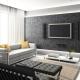 Vackra vardagsrum design idéer