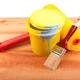 Vattenbaserade färger för trä: typer och egenskaper