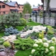 Landscape design area of ​​12 acres