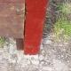 Poteaux métalliques pour la clôture: caractéristiques et installation