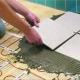 Värmemattor för plattor: läggteknik