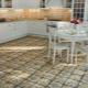 Keramin golvplattor: fördelar och nackdelar