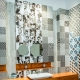 Aparici tile: features of facing material