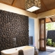 Slate tiles: material features
