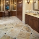Travertine tiles: features and scope