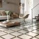 Mönstrade plattor: vackra lösningar för ditt golv