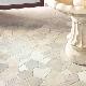 Antiskid porslin kakel till ett golv: egenskaper av valet