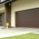 Sectional doors Alutech: the pros and cons