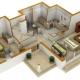 Créer un appartement de projet de conception avec leurs propres mains