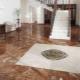 Standardstorlekar av golvplattor