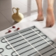 Uppvärmd golv: egenskaper, fördelar och nackdelar