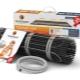 Värmeisolerat golv Heatluxury: installation och drift