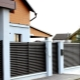 Fence blinds: design features