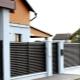 Stores de clôture: caractéristiques de conception