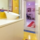 Yellow tiles: bright accents in the interior
