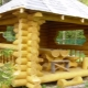 Arbors from a log: advantages and disadvantages