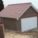 Ju bättre att täcka taket på garaget?