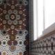 Decorative mosaic: design examples