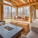 Cadres en bois pour vérandas et terrasses: avantages et inconvénients