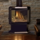 Wood fireplaces for summer cottage: types, sizes and shapes