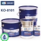 Enamel KO-811: technische karakteristieken en verbruik