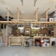 Ideas for the garage: homemade accessories for the home master