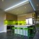 प्रकाश के साथ drywall की छत कैसे बनाएँ?