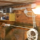 Hur man gör elektriska ledningar i garaget?