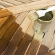 Comment enlever le vernis d'une surface en bois à la maison?