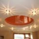 Hur man väljer lampor för hängande tak?