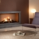 Fireplace in the interior of the apartment: features and types
