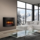 Fireplaces from Electrolux: a review of popular brand products