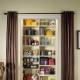 Förrådsutrymme i lägenheten: design av ett litet förråd