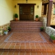 Klinker golvplattor: funktioner och typer av täckning