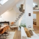 Apartment with attic: the pros and cons