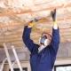 Минерална вата за изолация на тавана