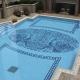 Мозайка за басейна: функции на избор
