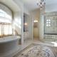 Мраморна мозайка: луксозна интериорна декорация