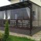 Ventanas blandas de PVC para cenadores y terrazas: ventajas y desventajas.