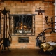 A set of tools for the fireplace: choose everything you need